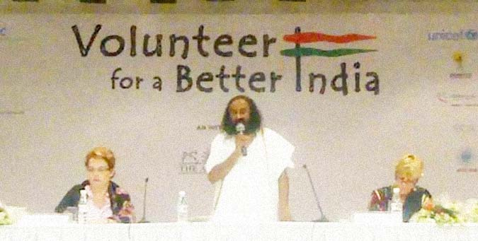 Silent Spiritual Revolution, Volunteer for a better India, sri sri dreams, celebrating silence, sanjay singh, youth, environmental sustainability, drug, substance abuse, entrepreneurial opportunities, corruption, child protection issues, delhi rape
