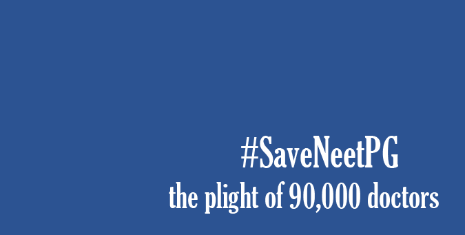 #saveNeetPG, Medical education in India, medical seats for sale