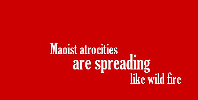 Maoist atrocities, SPOs, Ama Police, Salwa Judum