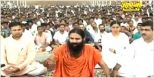 Baba Ramdev, Black Money, Haridwar, ANI IBTL