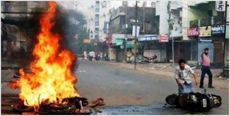 Janmashtami, Muslim, Attacked, Jabalpur