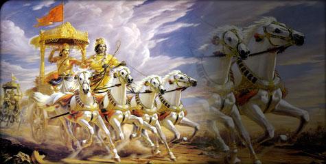 Bhagavad Gita, Indian schools, NDTV, Dr. Vijaya Rajiva