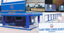 Gujarat Forensic Sciences University, GSFU, Modi, Forensic Science, Forensic Studies