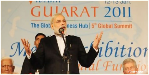 US Congressional Research Service, Narendra Modi, Gujarat, Kumar's Janata Dal