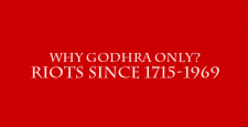 Godhra, history, Riots, 1715-1969,  Communal disturbances, Shikh incidence. Holi Riots 1714