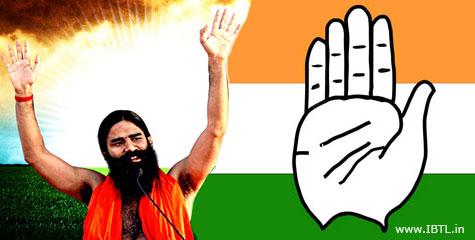Congress, Baba Ramdev, Vidhan Sabha, Lokpal