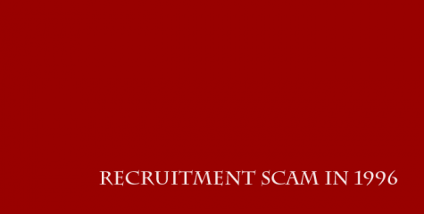 Sanjeev Bhatt, recruitment scam, modi, gujarat