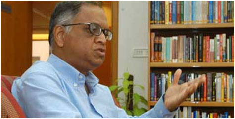 Indian Institutes of Technology, Jurassic, NR Narayana Murthy, Peter Drucker
