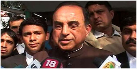 Indian Americans, Anti Corruption, Subramanian Swamy, New York, Janata Party