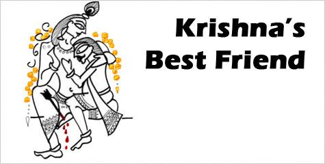 Krishna, Uddhava, Arjuna, Pandava, Brihaspati, Gyan Yog