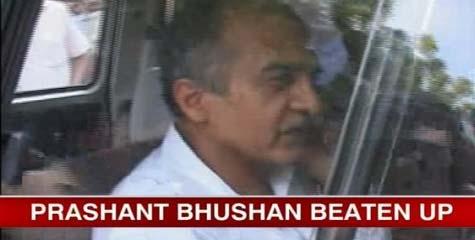 Prashant Bhushan, Chamber, Anna Member, Tajinder Pal Singh Bagga