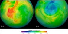 Expansion, Ozone Layer Hole, Ultraviolet, South America, Stratosphere