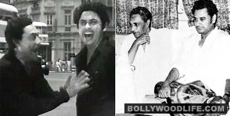 Kishore Kumar, Ashok Kumar, Chalti Ka Naam Gadi, IBTL, Dev Anand