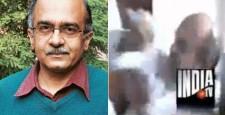 Shiv Sena, Anna Member, Prashant Bhushan, Pakistan, Janlokpal bill, Saamana, Bagga, Inder Verma, Shive Sena