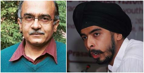 Bagga, Inder, Vishnu, Prashant Bhushan Assault Case, Bail, Tihar,Patiala House