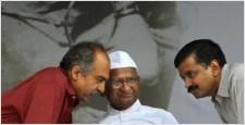 Cracks, Lokpal Bill, Anna Hazare, Prashant Bhushan, Arvind Kejriwal