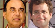 Rahul not eligible for PM, Dr. Swamy, Crusader against corruptionm Dr. Subramanian Swamy, IBTL