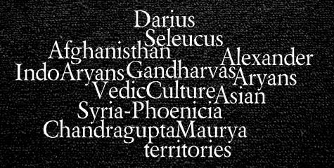 Afghanistan, Vedic Culture, Chanakya, Gandharvas, Fahien visited the Buddhistic, Asoka's son, Kunala, IBTL
