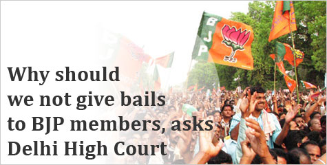 Delhi High Court, members of BJP, MP Faggan Singh Kulaste, IBTL