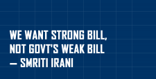 the Lokpal battle, Anna Hazare, Smriti Irani, Rajya Sabha, Arun Jaitley, Lokpal bill in Rajya Sabha, IBTL