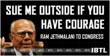 Jethmalani's Rajya sabha speech, Uproar in Rajya Sabha, Ram Jethmalani in Rajya sabha, Jethmalani against Rajiv Gandhi, IBTL