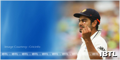 Aussie crowd abuses, Virat Kohli showing middle finger, Virat kohli in australia, IBTL