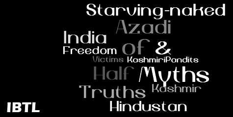 Tarun Vijay, MP, BJP, Kashmiri Hindu exile, KPExodus, Kashmiri Pandits, Bulbul Lankar Ghat, Srinagar, IBTL