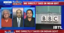 bbc insulting & abusing India, rahul easwar, lord meghnad desai, keith vaz, IBTL