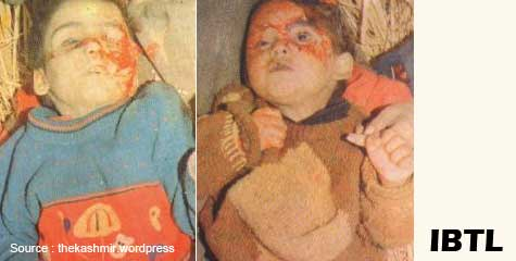 The Massacre at Wandhama, Kashmir, 25 January 1998, Kashmiri Pandits, Abdul Hamid Gada, Hizbul Mujahideen, IBTL