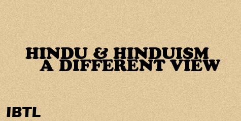 Hinduism, confused hindu, dedanta, sikhism, jainism, sikhs, views from hindus, IBTL