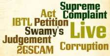 Supreme Court, plea against pmo, 2G scam, 2G case, swamy, Dr. Swamy, IBTL
