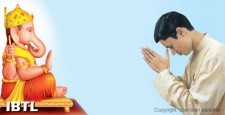 hinduism practices, namaskar, ritualistic worship, sacrificial fires, chanting, visiting guru, deities, IBTL