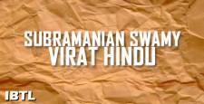 Manmohan, swamy against sonia, hindutva, hindu army, ram mandir, ayodhya, swamy news, IBTL