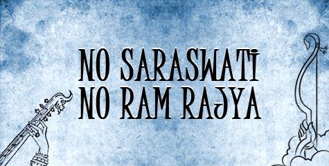 No Saraswati, No Ram Rajya, Dalit, obc,
