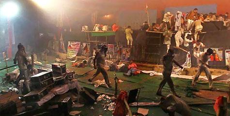 dr. swamy, ramlila crackdown, supreme court, chidambaram, delhi police, baba ramdev, ram jethmalani
