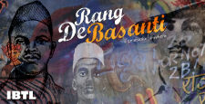 bhagat singh, sukhdev thapar, rajguru, youth icon, rang de basanti, 23 march 1931, azadi, inqulab zindabad, ibtl