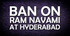 online petition, ban on ram navami, hyderabad, andhra pradesh,