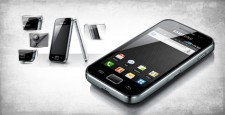 samsung galaxy ace plus, android market, android play, gingerbread, HVGA screen,