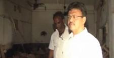 Farhad hakim, blast, Embroidery factory, kolkata blast, IBTL