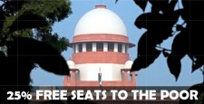 SC, Right to Education Act, education for poor, RTE, IBTL