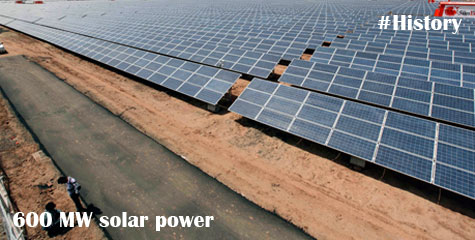 Gujarat, 600 MW solar power, Rajkot, Surat, Vadodara, Bhavnagar, Renewable Purchase Obligation, RPO, Charanka village, Patan, ibtl news