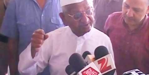 Anna denies No rift, Baba Ramdev, anna, prashant, kiran bedi, anna news, anna-baba joint