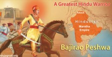 Bajirao Peshwa, Indian Warrior, Konkan. Balaji Vishwanath, Maharaja Shahu, Maratha-Mughal, The rebirth of Hindu polity,