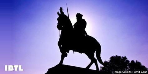 Maharana Pratap, Saffron flag undiminished, Kumbhalgarh, Rajasthan, Maharana Udai Singh, Rani Jeevant Kanwar, Mewar, Chittor, Sisodiya Rajputs, ibtl vande matra sanskruti