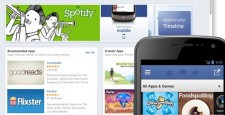 App Center, Android Facebook apps, iOS, facebook launch appcenter, Paid Apps, Driving mobile installs