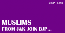 pseudo secularism, Muslims from J&K, muslims in BJP, Barmeeni, Bhatindi, Narwal, Talab Tarutta, Chaata areas,