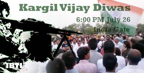 BSKS, bagga, tajinder pal singh bagga, kargil vijay divas, homage to brave martyrs, Kargil Vijay Diwas, ibtl