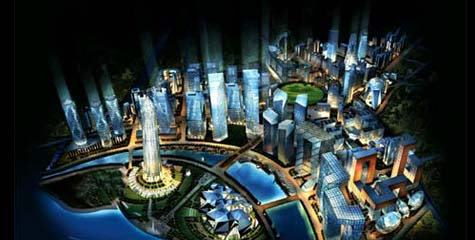 GIFT, World Finance WN Media Awards, industrial development and expansion, narendra modi, gift city, world's tallest building, gift tower, NH8 highway, delhi to mumbai, Gujarat International Finance Tec-City, Moscow Internatinal Finance Centre, Songdo South Korea