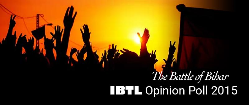Opinion Poll : Battle of Bihar