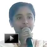 young girl, roaring at Patanjali, Maa Bharati, shaheed, baba ramdev, patriots, IBTL